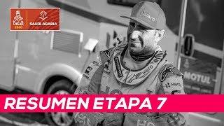 El Dakar se tiñe de luto por Gonçalves; Sainz, tercera victoria | Resumen Etapa 7 Dakar 2020