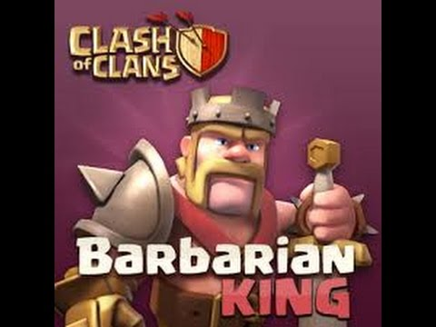 Upgrading My Barbarian King to Lvl 5!Iron Fist I Am Coming:D
