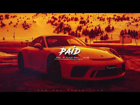 "BOUNCY Freestyle Trap Beat ""PAID"" 