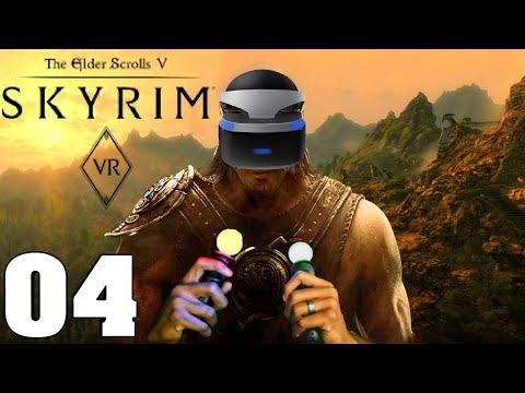 The Elder Scrolls Skyrim VR Ps4 German #04