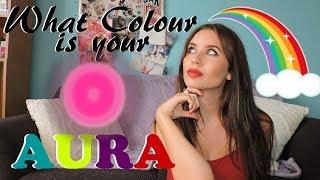 🔮 QUIZ! 🌈What COLOR is your AURA?