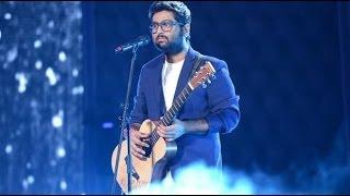 Arijit singh live HD | Aankhon me teri ajab si unplugged | om shanti om | medley