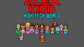 Master System Longplay [048] Alex Kidd: High-Tech World