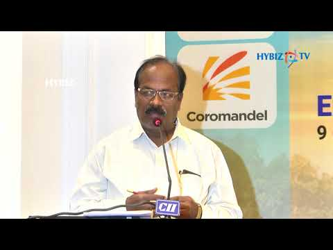 K Vijaya Kumar || CII AGRI TECH SOUTH 2018 Press Meet in Hyderabad