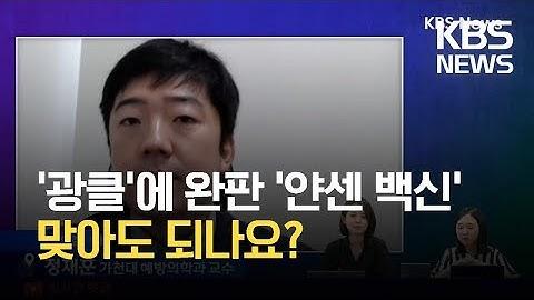 [인터뷰] 30대 '광클' 부른 얀센 백신…의사가 말하는 오해와 진실 / KBS