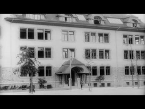 Yverdon 1912 (extrait : Pestalozzi - Ecole ménagère)