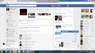 Facebook Profiline En Son Bakanlar [Programsız]