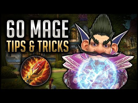 Tips & Tricks To MASTER Your Mage    5 Minute Guide Series    Classic World Of Warcraft (WoW)
