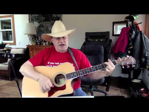 1504 -The Blues Man -Alan Jackson cover with guitar chords and lyrics