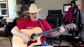 1504 -  The Blues Man -  Alan Jackson cover with guitar chords and lyrics