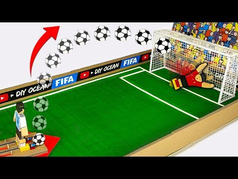 How To Make Football Penalty Game ⚽