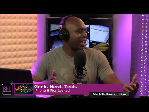 Geek. Nerd. Tech. for the Week of April 7th, 2014 | Black Hollywood Live
