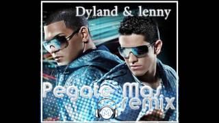 Dyland & Lenny - Pégate Más (Remix 2013)