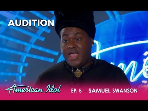 Samuel Swanson: From ALABAMA to HARLEM to HOLLYWOOD! | American Idol 2018