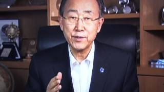 Secretary-General Ban Ki-moon: The Future I Want