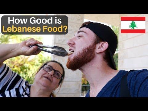 How Good is LEBANESE FOOD?
