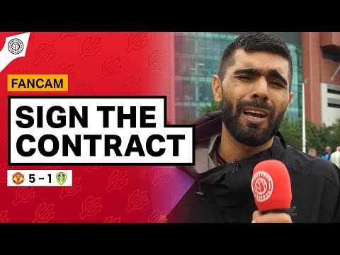 SIGN THE CONTRACT POGBA!!   McKola Review   Man United 5-1 Leeds