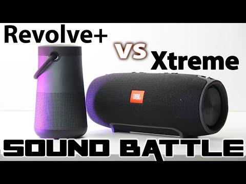 Sound Battle: Revolve + vs Xtreme - the real sound comparison
