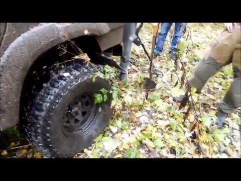 Коп по войне - По верхам под Старой Руссой / Searching With Metal Detector