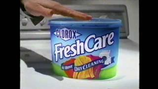 Fresh Care Clorox at Home Dry Cleaning (1999) thumbnail