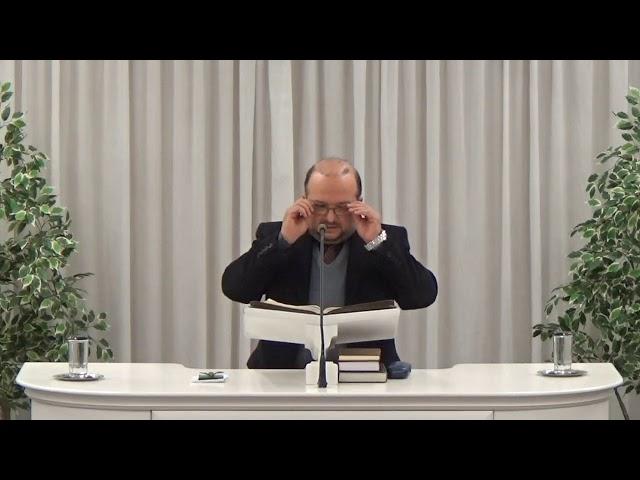 Σωτήρης Ντάουλας 26-12-2018 | Β' Σαμουήλ κδ'