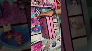 KidsPlay    L.O.L surprise DollHouse Party Pool Swimming Unboxing lol omg and lol dolls - Part 12