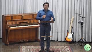 Culto Solene   Igreja Presbiteriana da Cidade das Artes   26/04/2020