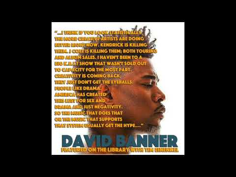 The Library: David Banner Interview