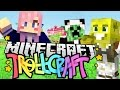 Stolen by a Creeper... | Minecraft TrollCraft | Ep. 17