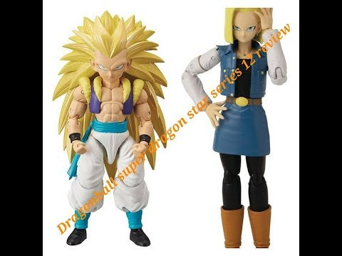 Bandai Dragonball Super Dragon Star Series 12 Review