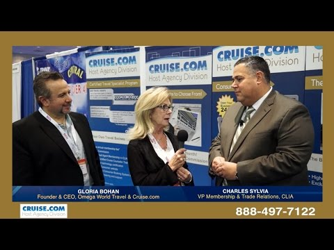 Cruise.com's Certified Travel Specialist Program and CLIA Premier Membership
