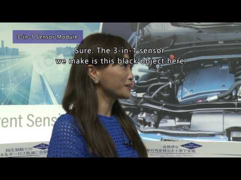 Automotive Engineering Exposition 2017 Yokohama