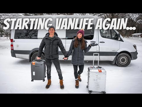 MOVING BACK INTO THE VAN (life update)