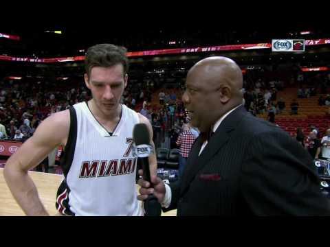 Goran Dragic -- Miami Heat vs. Houston Rockets postgame 1/17/17