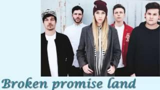 CLAIRE- Broken promise land.