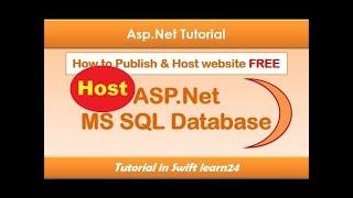 free hosting asp.net website with sql database step by step. windows hosting somee.com