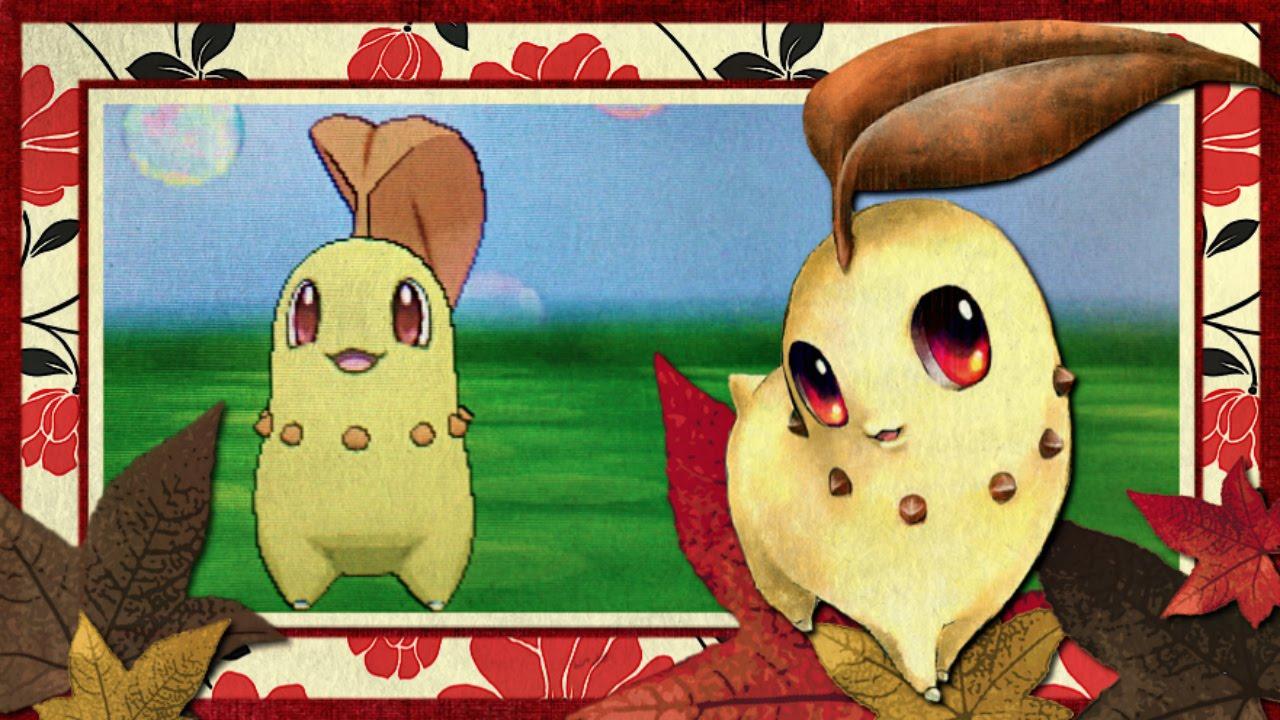 LIVE!] Shiny Chikorita hatched after 521 Eggs on Pokemon Alpha ...