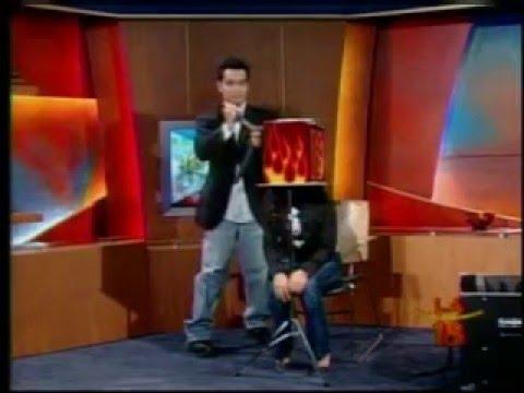 JETHRO: illusionist   Reel 2006