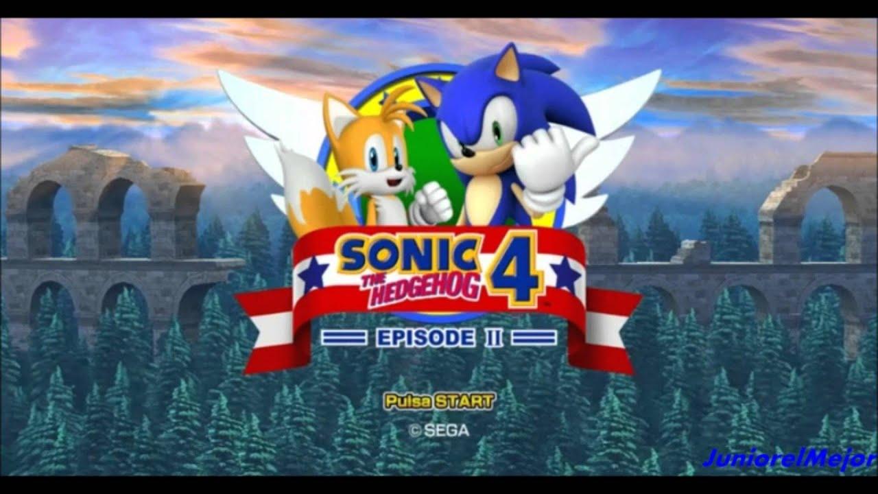Sonic 4 Episode 2 Sonic Vs Metal Sonic Music Boss Youtube