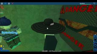 Roblox Flood Escape| I THINK THIS MIGHT BE MY FAVORITE GAME(READ DESC)
