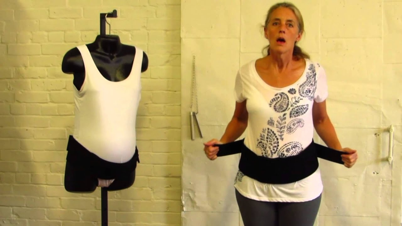 d3ebb499946 How to Wear the Babybellyband® by CABEA® Abdominal