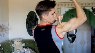 Как накачать плечи в домашних условиях(Дельтовидная мышца состоит из трех пучков: средний, передний и задний. Именно поэтому не существует упражне..., 2016-12-05T07:10:01.000Z)