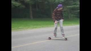 longboard in st leonard daston qc  2010
