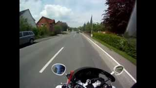 DNM Probefahrt mit Yamaha FZR600 3HE