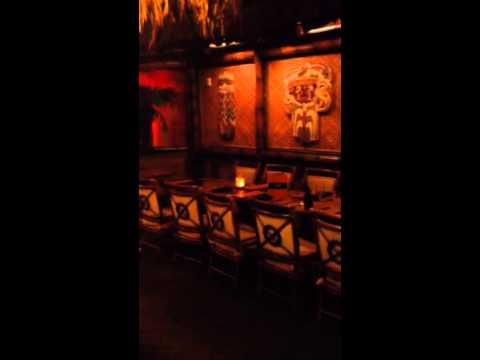 San Francisco - Tonga Room & Hurricane Bar