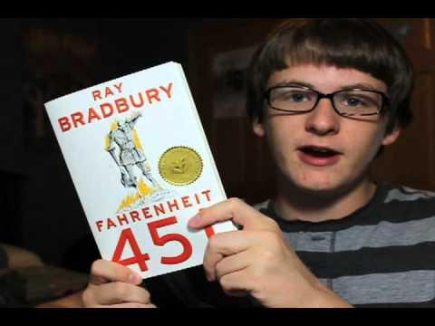 Book & Movie Review - Fahrenheit 451
