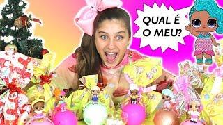 AMIGO SECRETO DAS MINHAS LOL SURPRISE - Mileninha