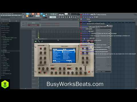 How to Use Nexus to Make Hip Hop Beats