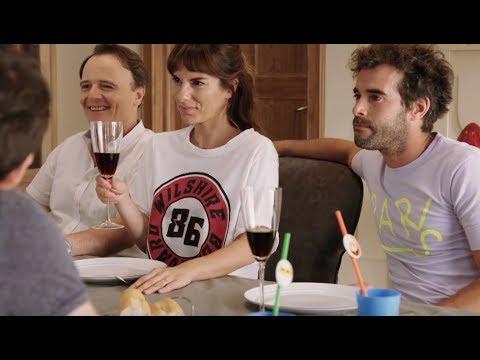 Lara y Mateo anunciaron una sorpresa en plena reunión familiar