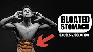 How to fix BLOATED STOMACH | Causes & Solution by Guru Mann